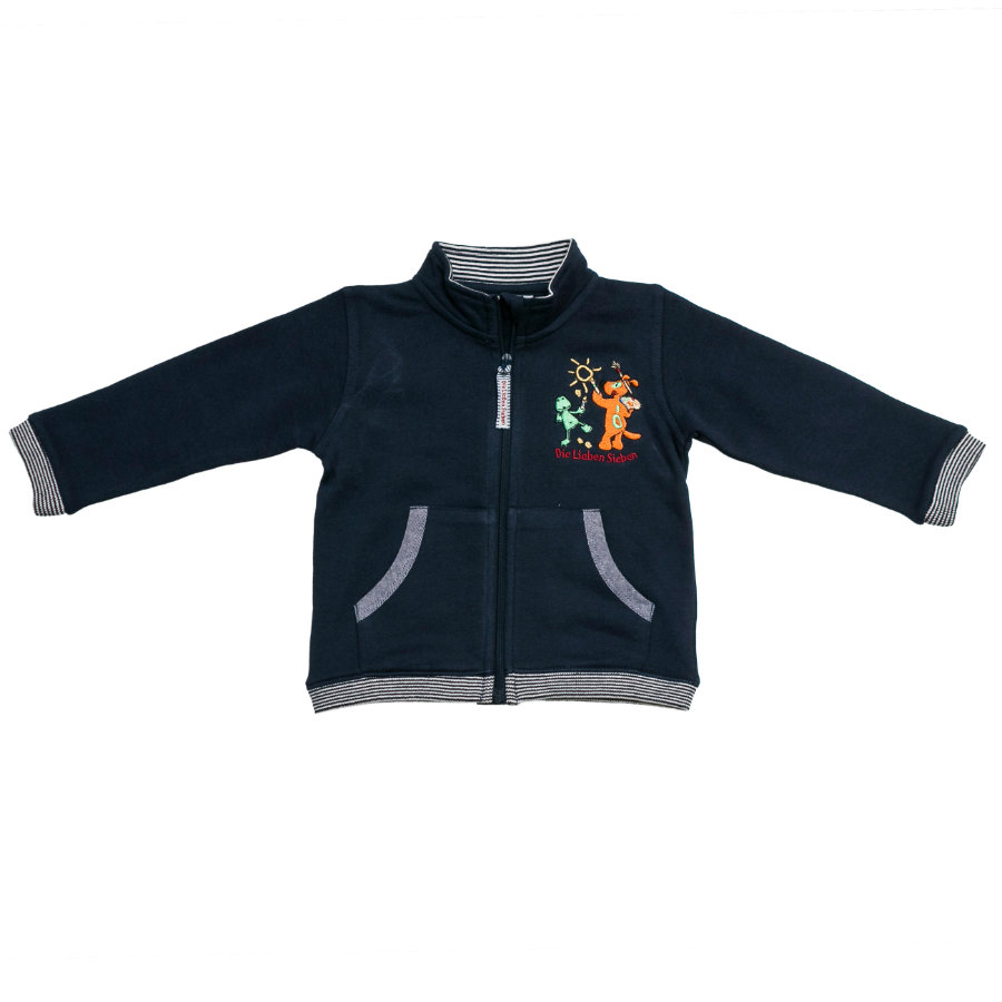 SALT AND PEPPER Boys Sweatjacke navy