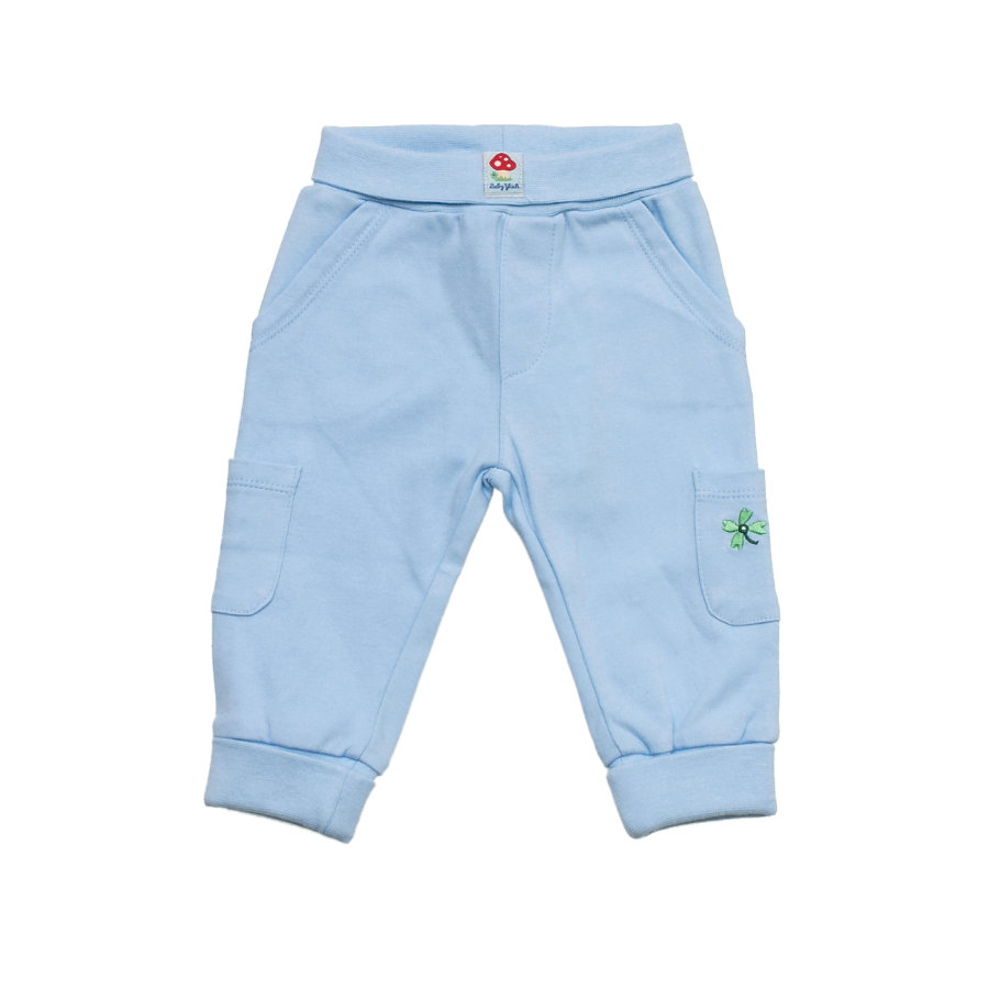 SALT AND PEPPER Baby Glück Boys Sweathose light blue