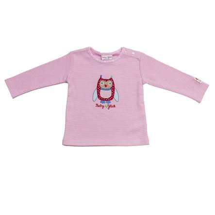 SALT AND PEPPER Porte-bébé Girl s Chouette à manches longues hibou doux rosé