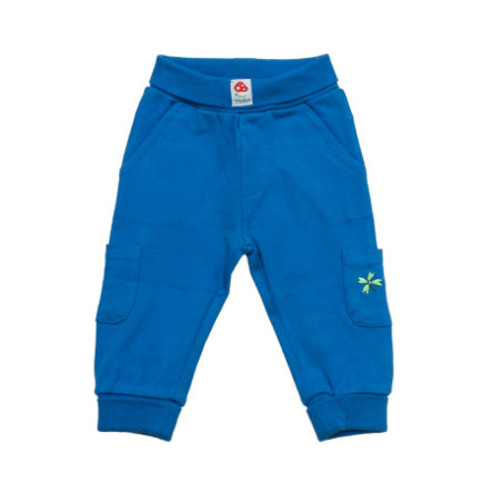 SALT AND PEPPER Baby Glück Boys Sweathose classic blue