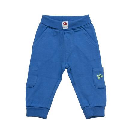 SALT AND PEPPER Pantalon Boys de classic survêtement Baby Happiness bleu
