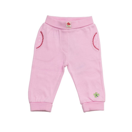 SALT AND PEPPER Baby Glück Girls Hose sweet rosé