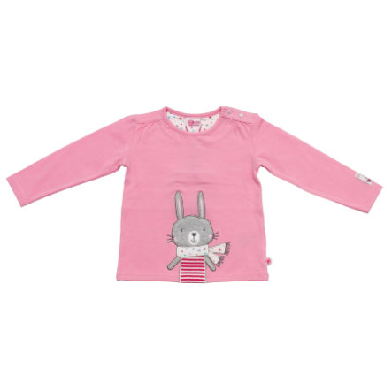 SALT AND PEPPER Baby Glück Girls Longsleeve sorbet