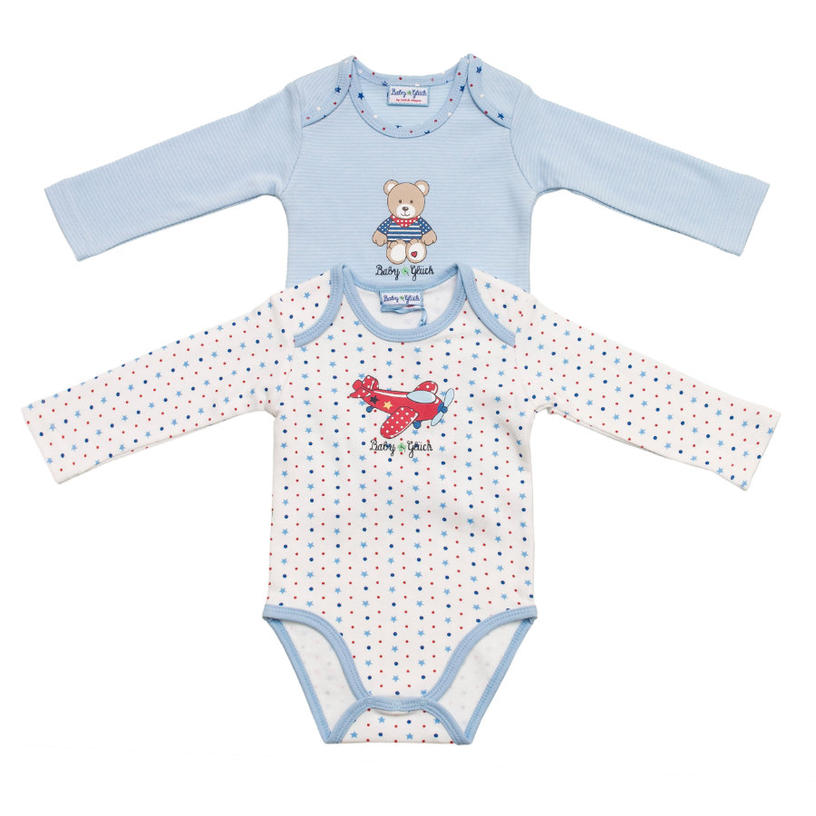 SALT AND PEPPER Baby Glück Boys Bodies Set