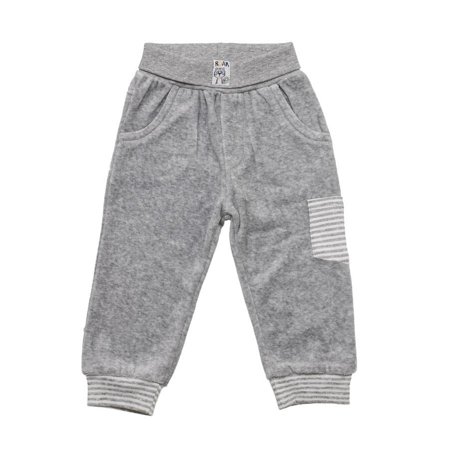 SALT AND PEPPER Pantalon porte-bébé Nicki Boys Pantalon Nicki Tigre uni gris mélangé