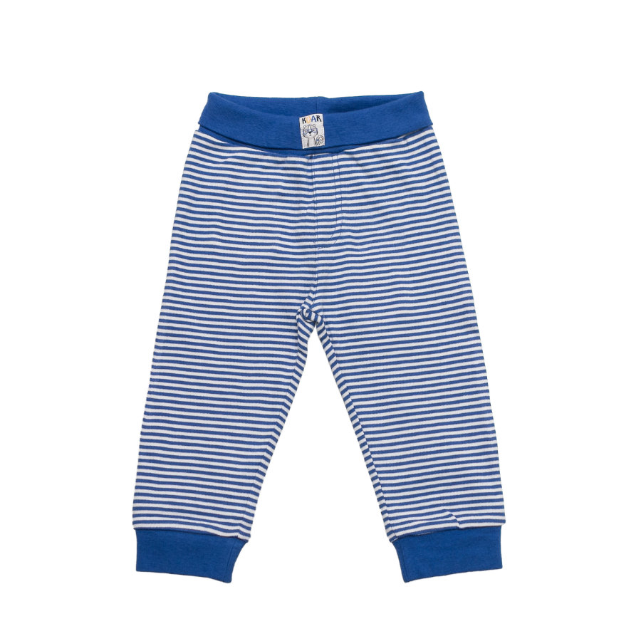 SALT AND PEPPER Baby Glück Boys Hose Funky Tiger bright blue