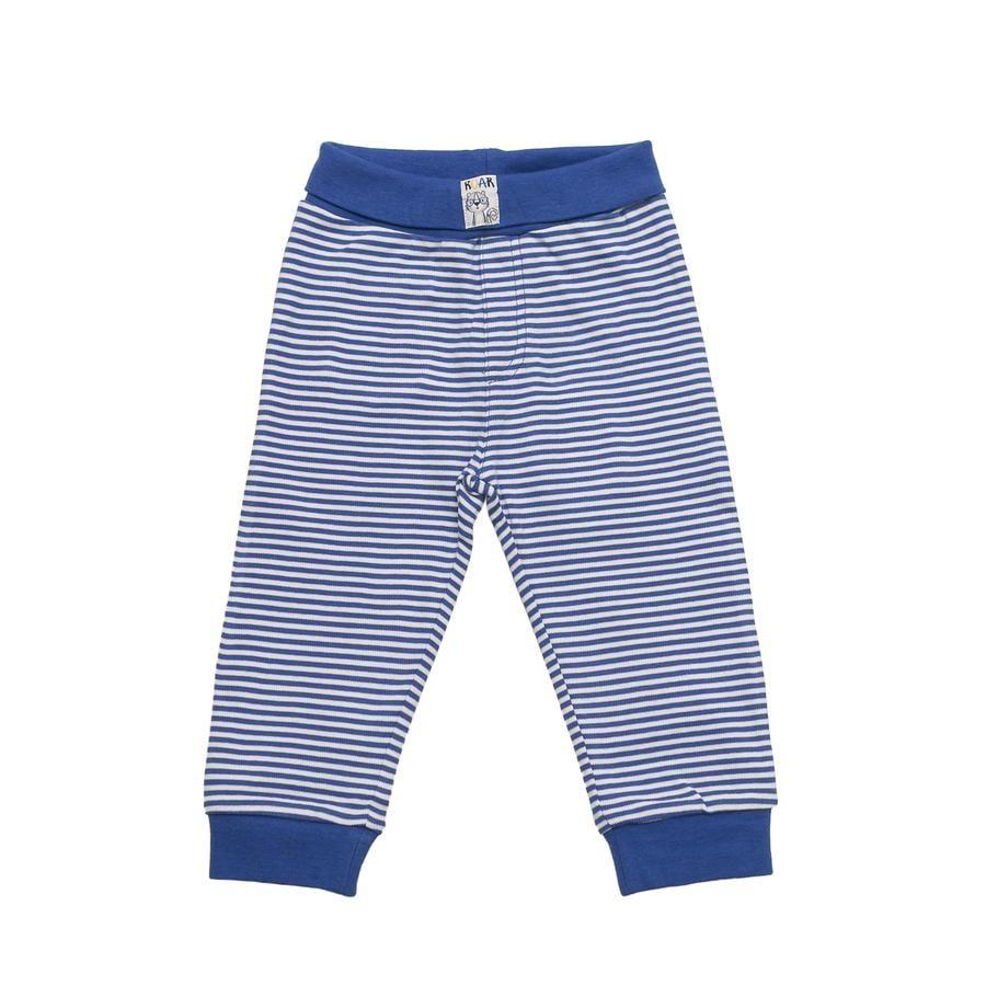 SALT AND PEPPER Baby Luck Boys Pants Pantaloni Funky Tiger blu brillante Tiger