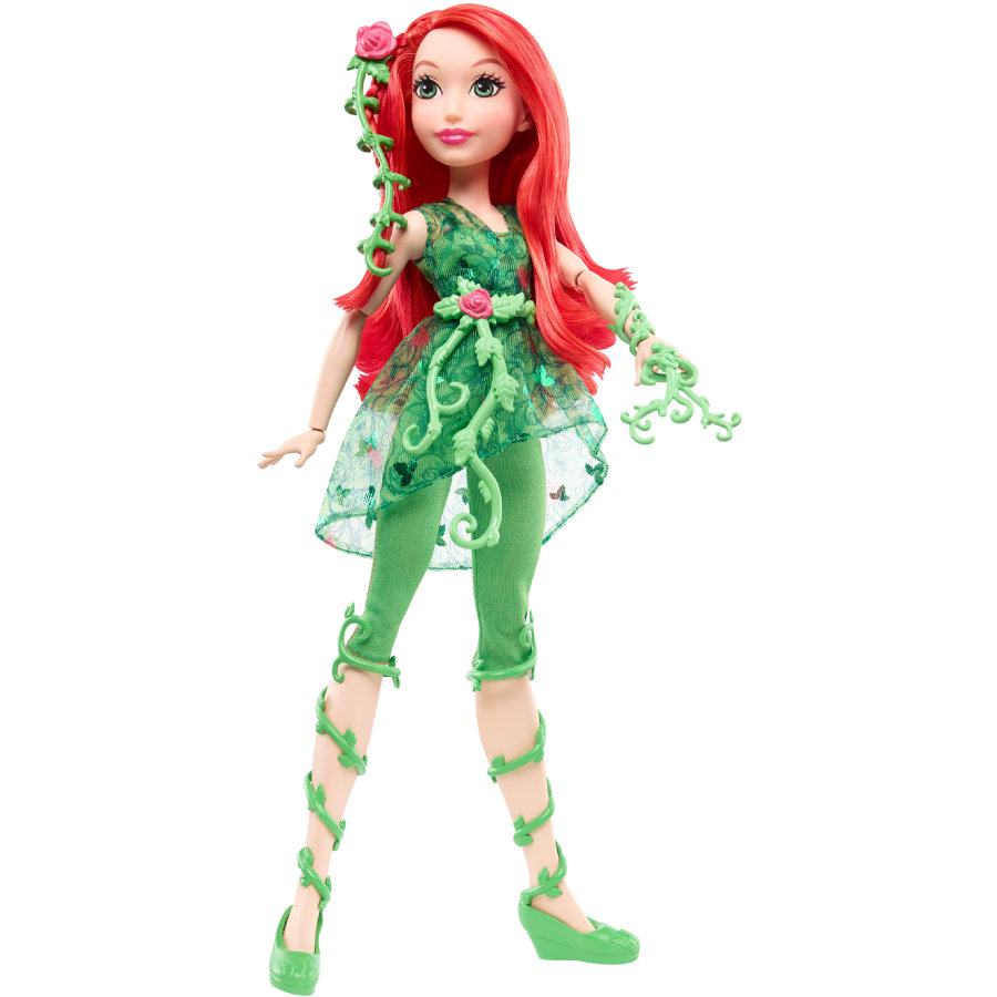 MATTEL DC Super Hero Girls: Poison Ivy