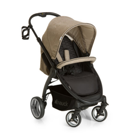 Hauck Buggy Lift Up 4 Melange Beige