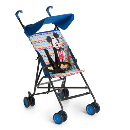 hauck Buggy Sun Plus Mickey Geo Blue
