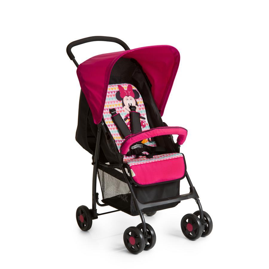 hauck Sportsvogn Sport Minnie Geo Pink