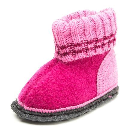 Beck Girl s hut shoes Oetz bordeaux