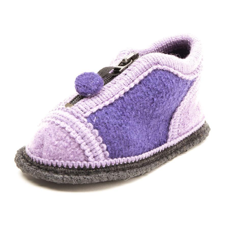 Beck Girl s hut shoes Minis purpurowe buty.