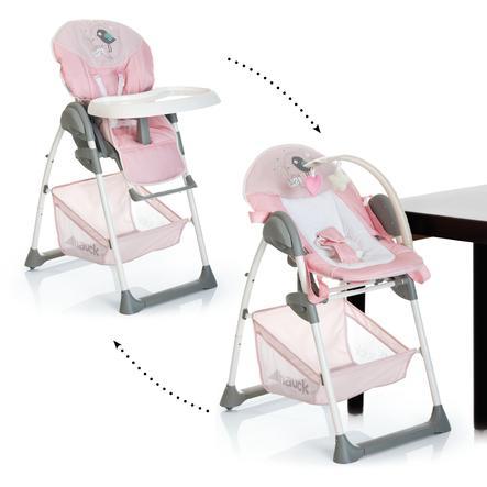 hauck Chaise haute bébé évolutive Sit'n Relax Birdie