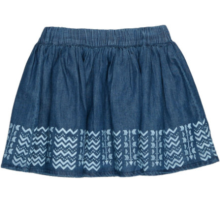 STACCATO Girl s denim skirt mid blue denim (spódnica z denimu)