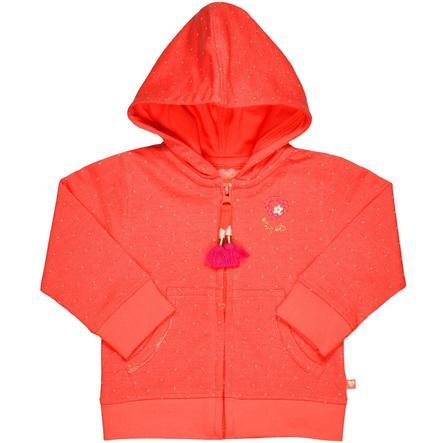 STACCATO Girl s giacca felpa struttura in zucca