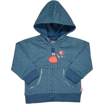 STACCATO tyttöjen Sweat Jacket -farkut sininen rakenne