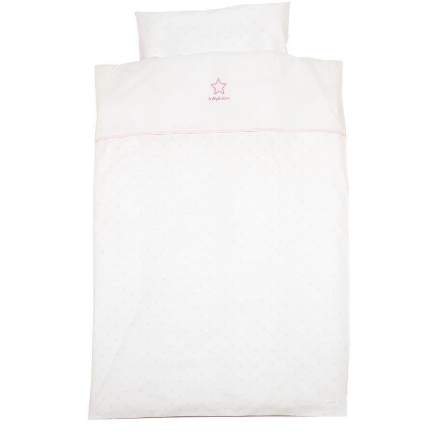 Alvi Povlečení Classic Star 100 x 135 cm růžové