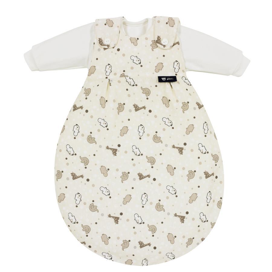 Alvi Baby-Mäxchen 3tlg. Hippo beige