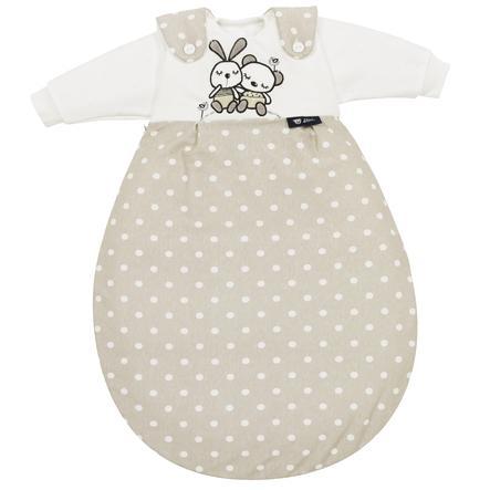 Alvi Baby-Mäxchen Super Soft 3-delig konijntje zandgrijs