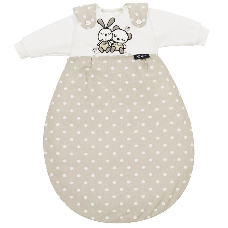 Alvi Baby-Mäxchen Super Soft 3 dílný Rabbit písková