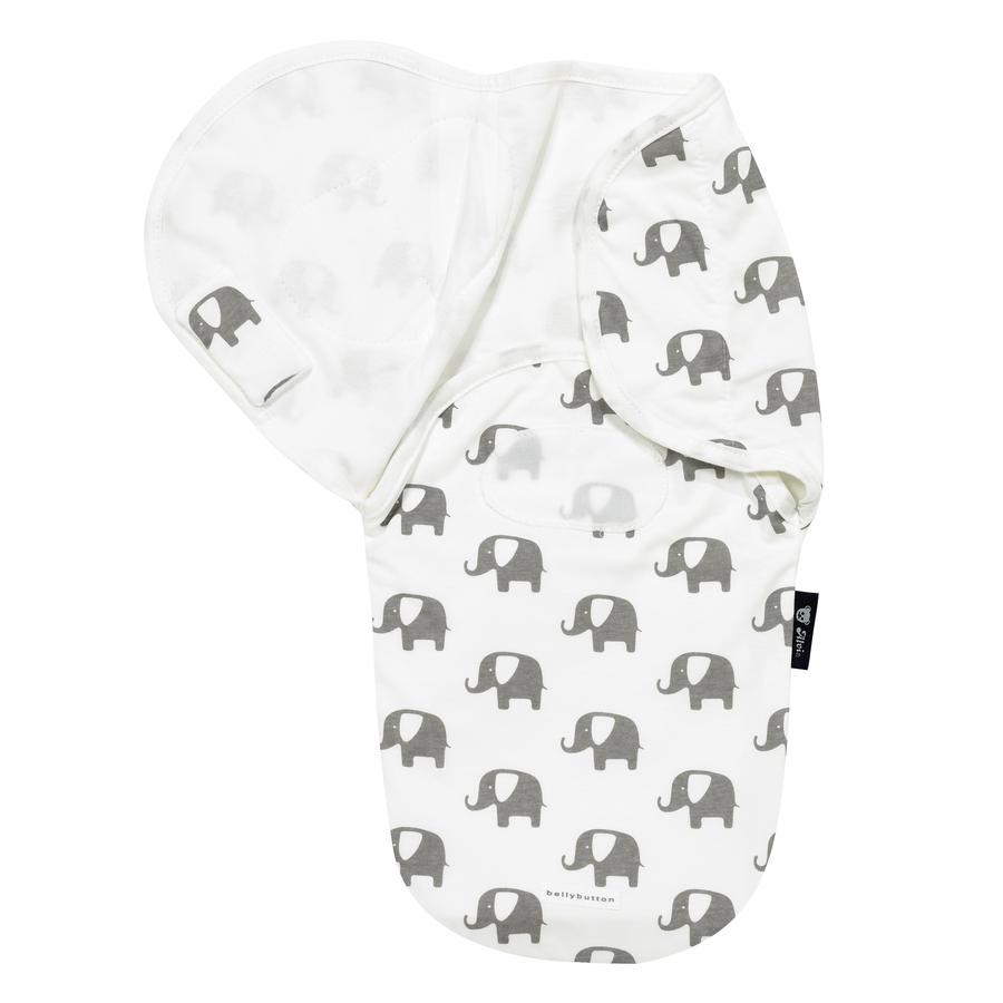 Alvi Zavinovačka Harmonie Bellybutton Special Edition Elephants bílá
