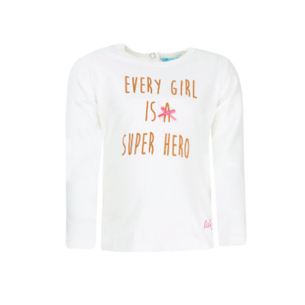 LIEF! Girls Longsleeve Marshmallow