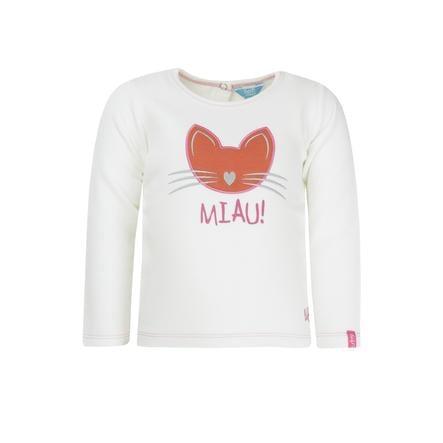 ran ! Girl s Sweatshirt guimauve marshmallow