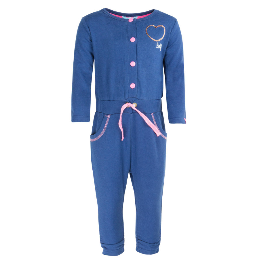 lief! Girls Overall imperial blue