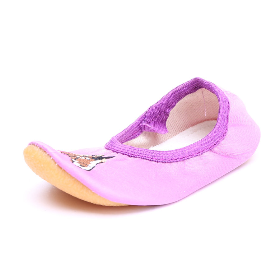 Beck Girls Gymnastikschuh Pferd viola