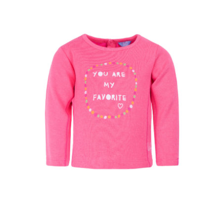 lief! Girls Sweatshirt deep sea coral