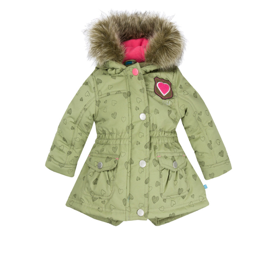 LIEF! Girls Parka Olive