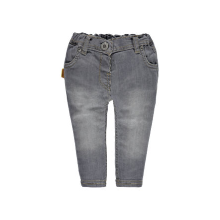 Steiff Girls Džíny grey denim