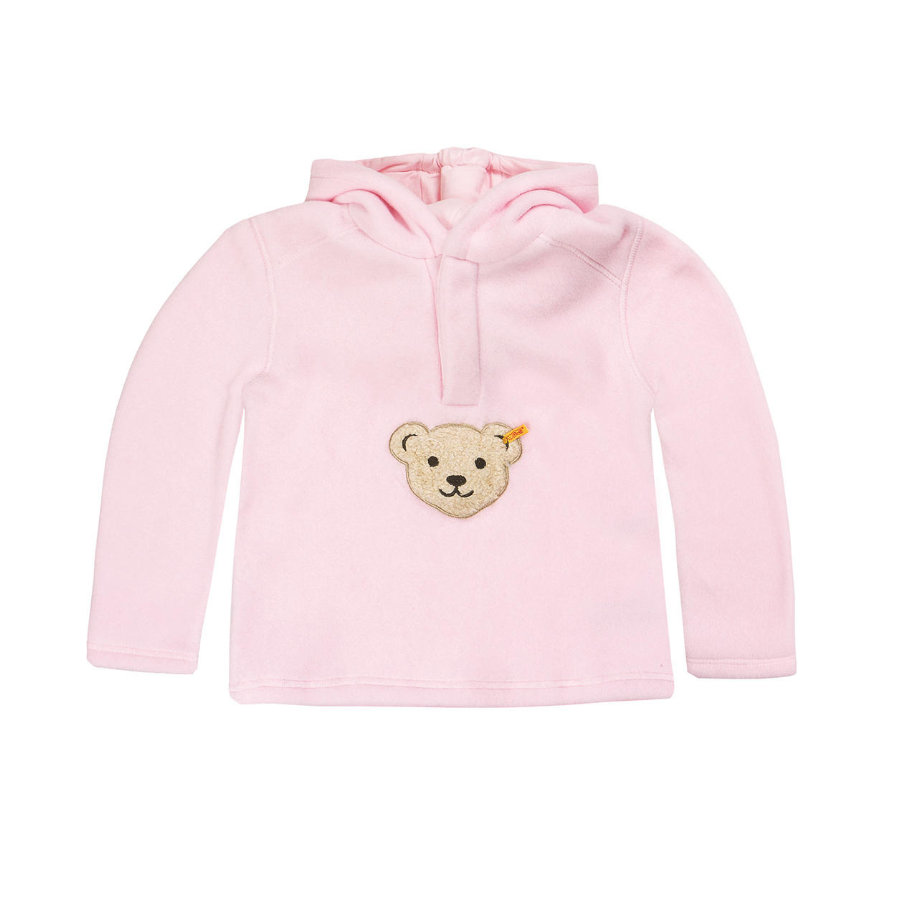 Steiff Girls Fleeceshirt barely pink