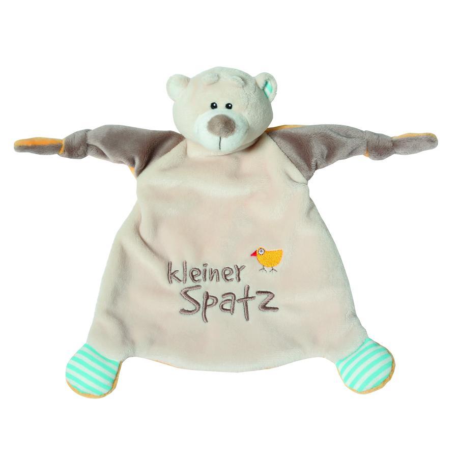 """NICI My First NICI Mazlík medvěd """"kleiner Spatz"""" 25 x 25 cm"""
