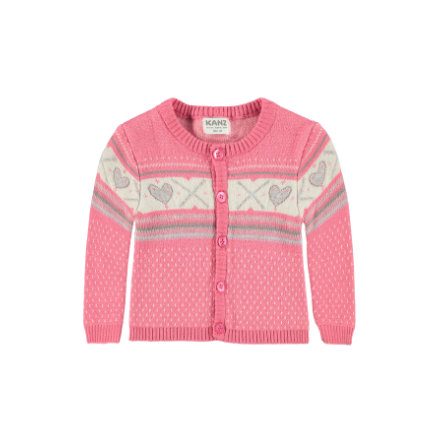 KANZ Girls Strickjacke pink
