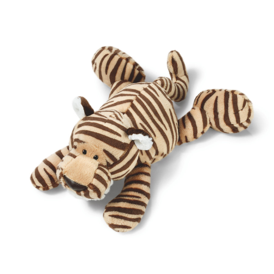 NICI Forest Friends: Tiger Kofu 30 cm liggande