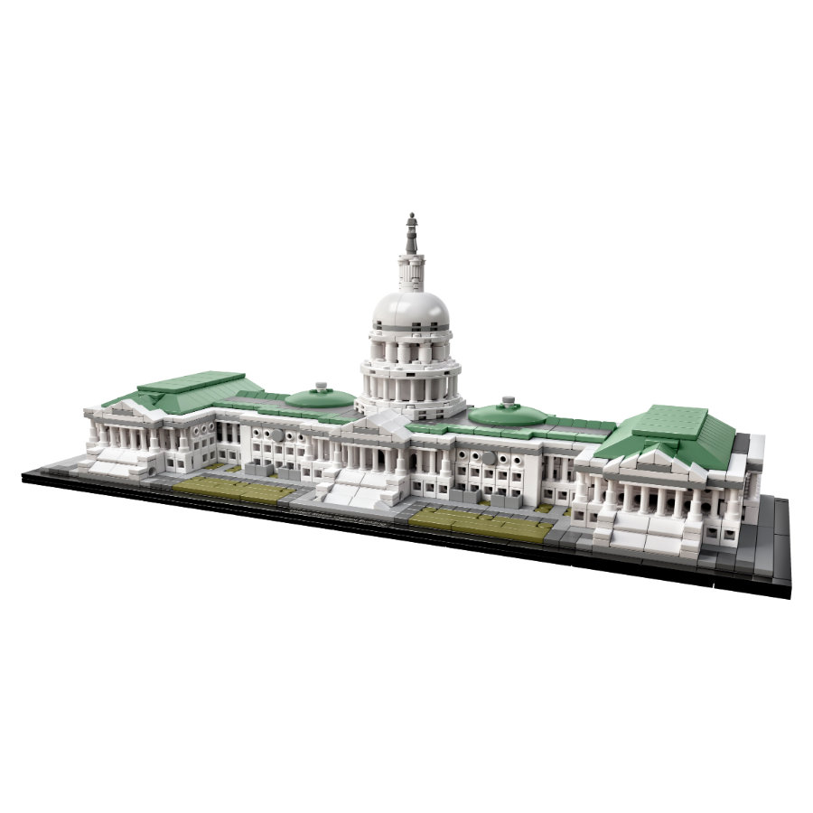 LEGO Architecture - United States Capitol Building 21030