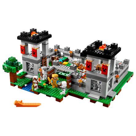 LEGO® Minecraft™ - La forteresse 21127