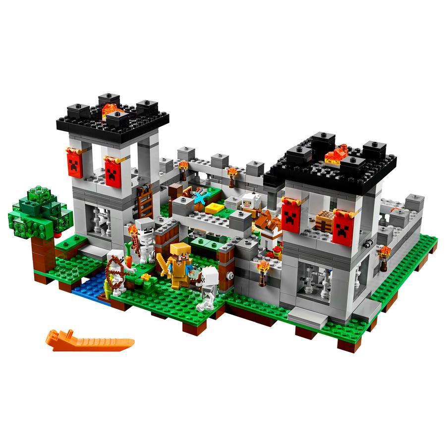 LEGO®  Minecraft™ - La fortezza 21127