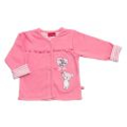 SALT AND PEPPER Girls Mini Sweatjacke pink