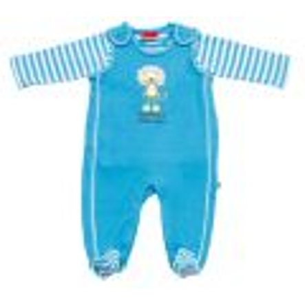 SALT AND PEPPER Boys Stramplerset baby blue