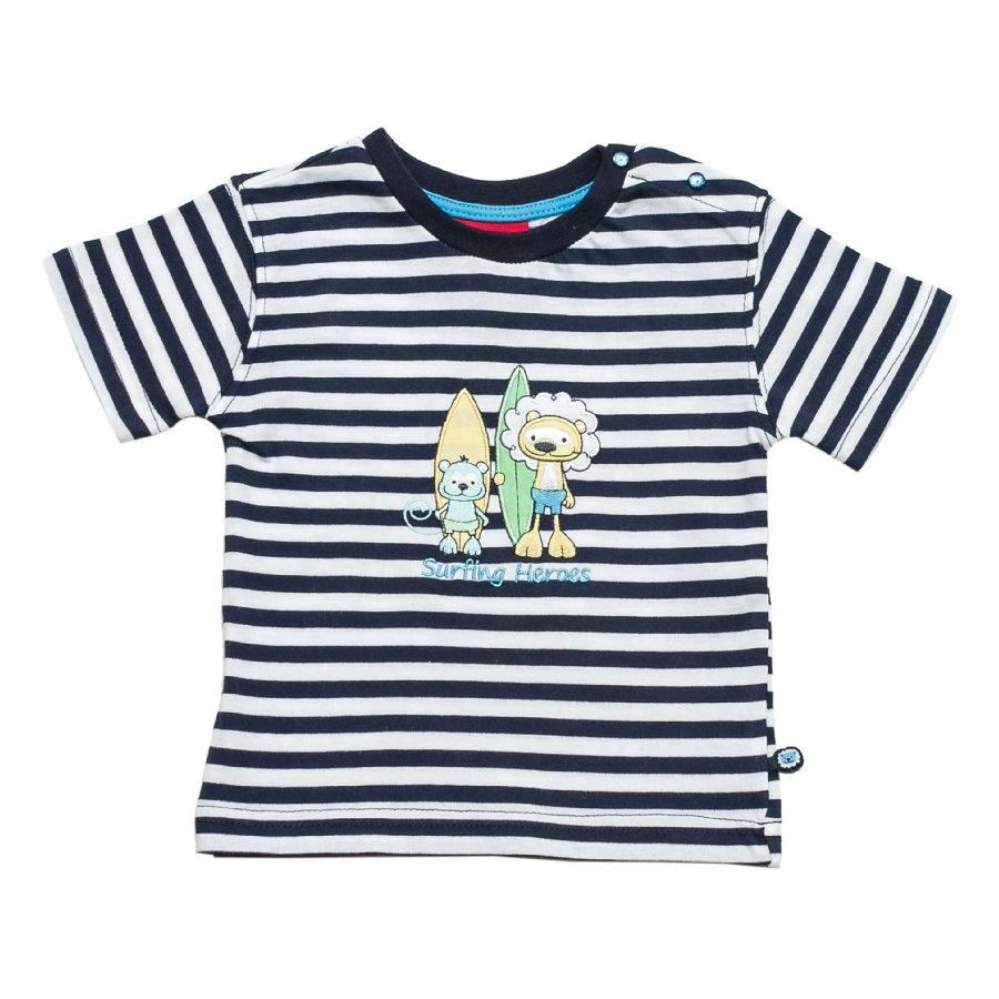 SALT AND PEPPER Boys T-Shirt marine