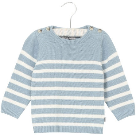 Wheat sweater Knit Jonas ashleyblue