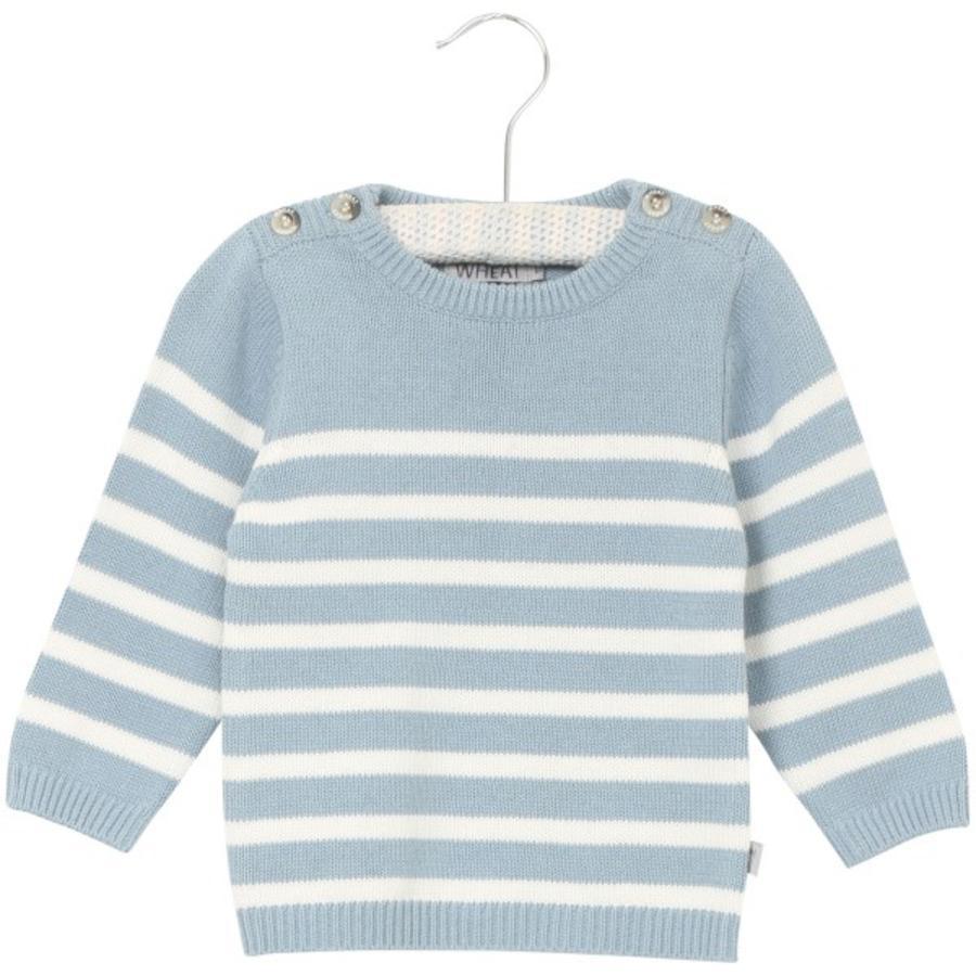 Wheat sweater Knit Jonas ashleyblue