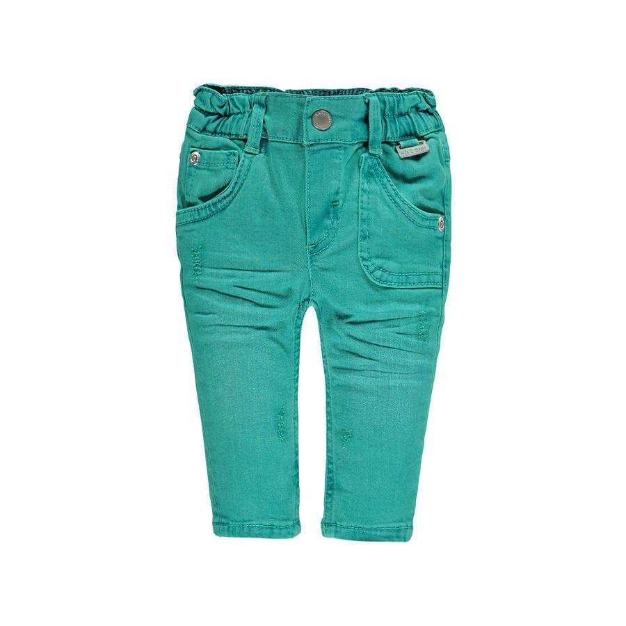 KANZ Boys Pantalon bébé vert marine