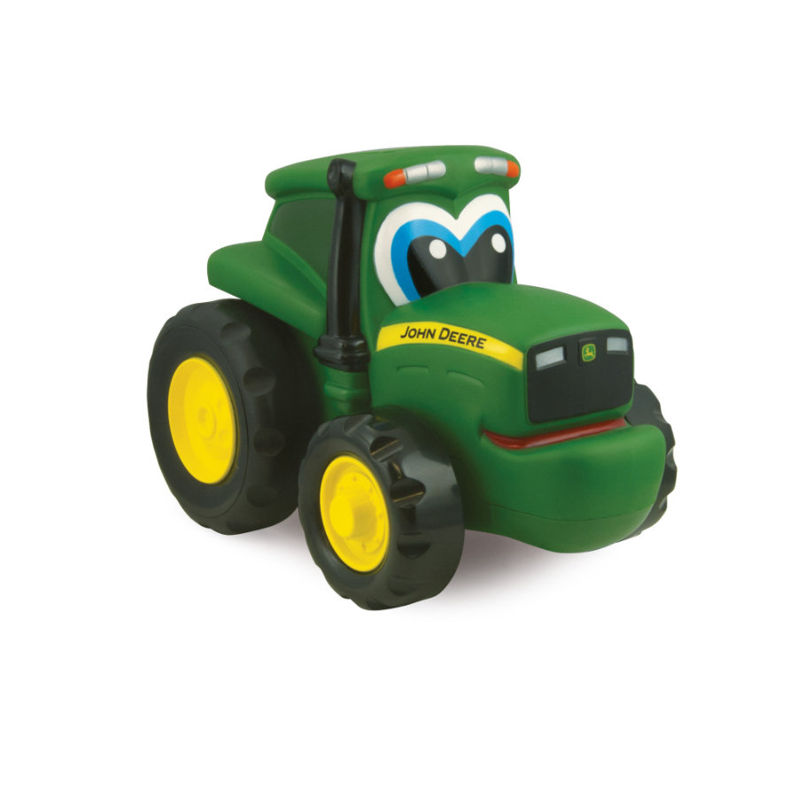 TOMY ERTL Push-along Tractor Johnny