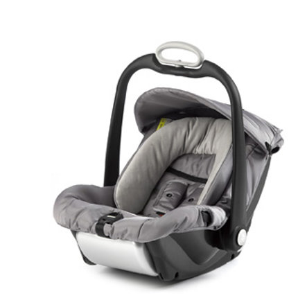 mutsy EVO Babyschale Safe2Go Nomad Touch Taupe