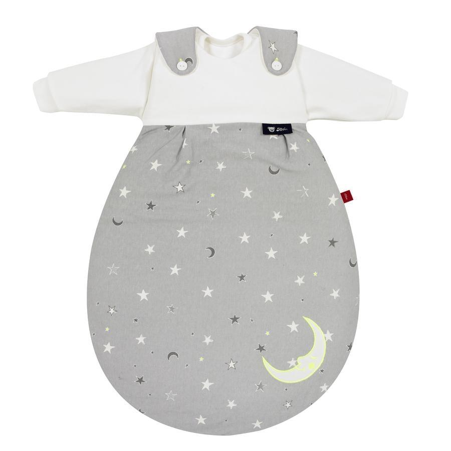 s.Oliver Alvi Baby-Mäxchen sovedragt Stjerne grå neon 3 dele