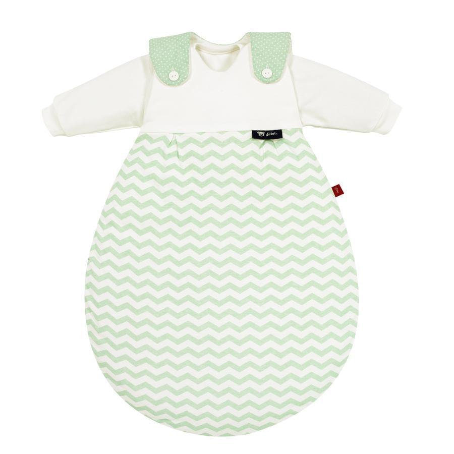 s.Oliver Alvi Baby-Mäxchen Cevron grün 3tlg.